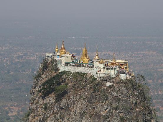 Temple du Mont Popa