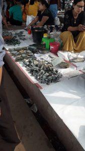 Marché de jade Mandalay
