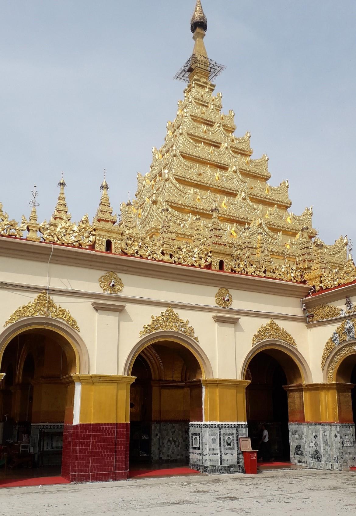 pagode Mahamuni Mandalay
